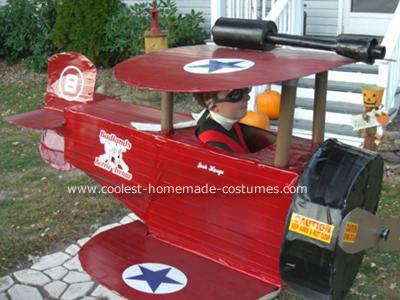Airplane Costume