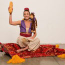 Aladdin and Jasmine Disney Costumes