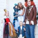 Alice in Wonderland Groups Costumes