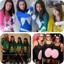 All-Girl Group Costumes