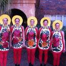 Matryoshka Russian Nesting Doll Costumes