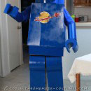 Benny the Spaceman Minifigure Costumes