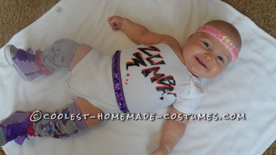 Cutest Baby Zumba Costume