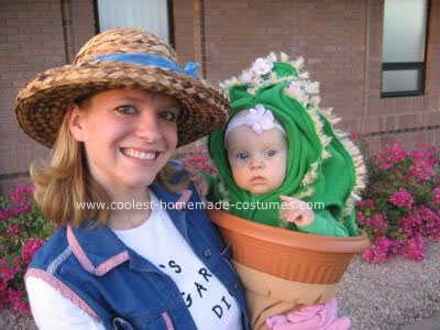 Coolest Homemade Cactus Costume