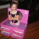 Jewelry Box Ballerina Costumes