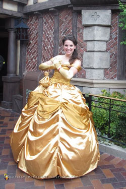 Elaborate Belle Costume