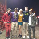 The Big Bang Theory Costumes