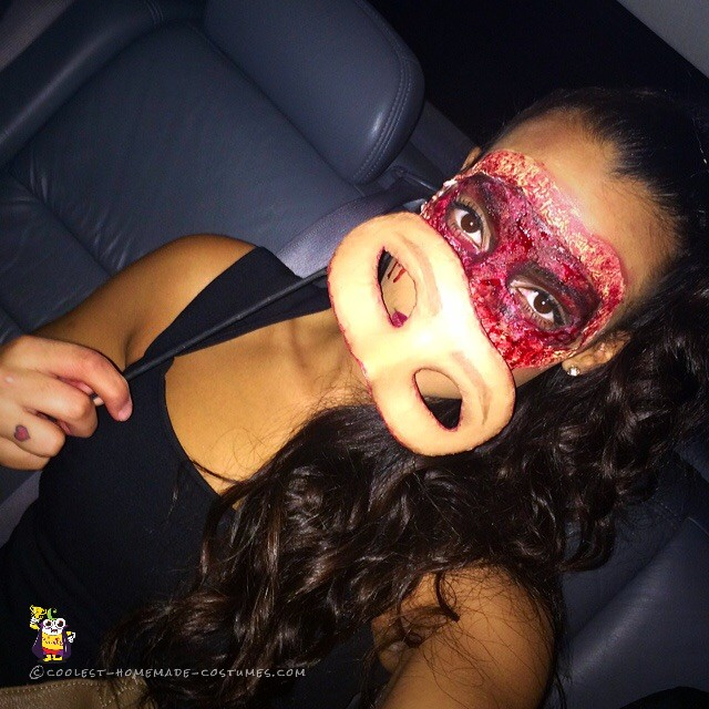 Bloody Masquerade Couple Costume