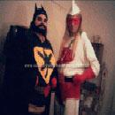 Bluntman and Chronic Costumes