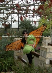 Caterpillar Costume
