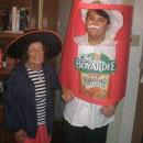 Chef Boyardee Costumes