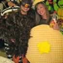 Waffles Costumes