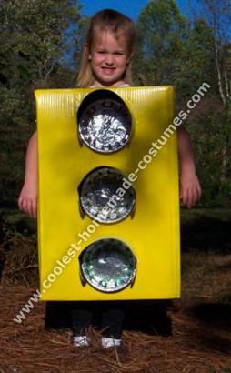 Traffic Lights Costume