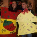 Potato Chips Costumes