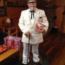 Colonel Sanders and KFC Costumes
