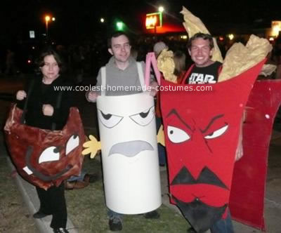 Teen Homemade Costume Ideas
