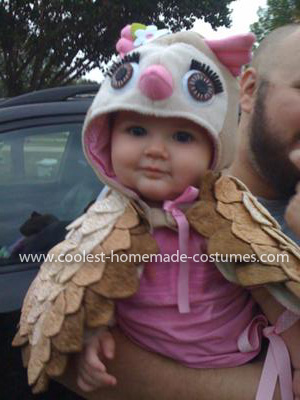 Coolest Baby Owl Costume 14