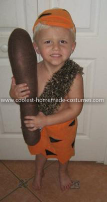 Coolest BamBam Child Costume 57