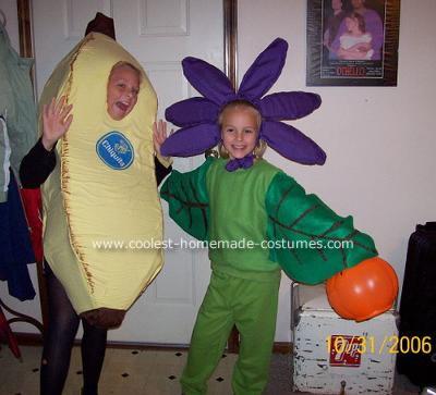 Banana Halloween Costume