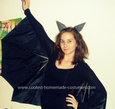 Coolest Bat Costume