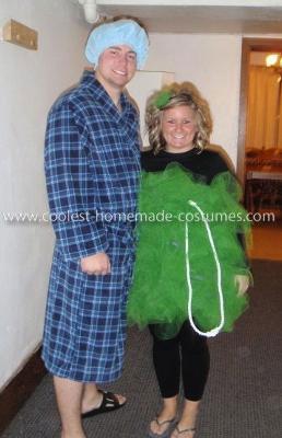 Coolest Bath Time Fun Couple Costume