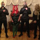 Batman Villain Couples and Groups Costumes
