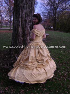 Coolest Beauty and the Beast / Belle Costume 13