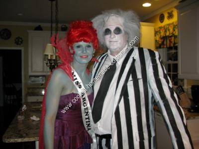 couple halloween costume beetlejuice couple costume sc 1 st tvnewsclipsinfo