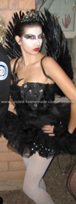 Coolest Black Swan Costume 8