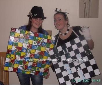 Board Games Costume