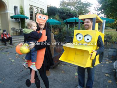 Bob The Builder Halloween Costume For Adults Bob The Builder Costumes 1