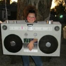 Boom Box and Speakers Costumes