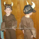 Bull Costumes