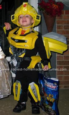 Сшить костюм трансформера для мальчика 29