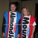 Mounds and Almond Joy Costumes