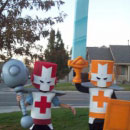 Castle Crashers Costumes