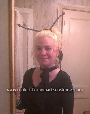 Coolest Caterpillar Costume 6