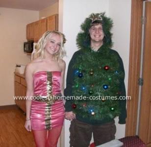 Christmas Tree and A Present