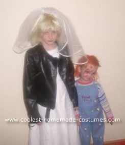 Bride of Chucky Costume http://www.coolest-homemade-costumes.com/coolest-chucky-and-bride-of-chucky-costumes-2.html