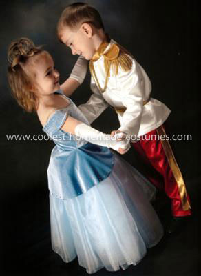 Prince costume kids picture