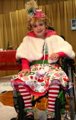 Cindy Loo Hoo Costume Ideas http://www.coolest-homemade-costumes.com/coolest-cindy-lou-who-costume-2.html
