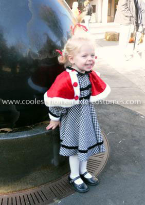 Cindy Loo Hoo Costume Ideas http://www.coolest-homemade-costumes.com/coolest-cindy-lou-who-costume-8.html