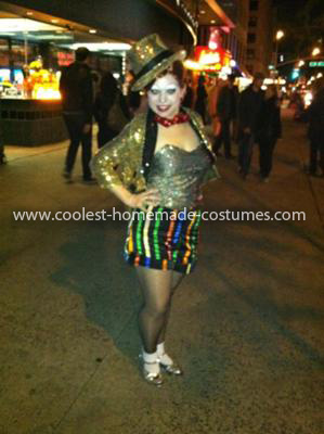 Coolest Columbia Rocky Horror Picture Show Costume 3