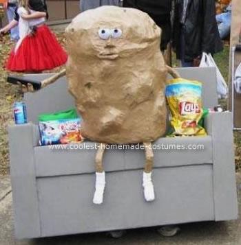 Couch Potato Costume