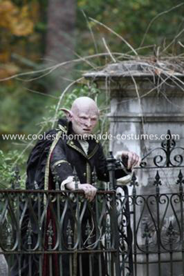 Coolest Count Orlok Costume