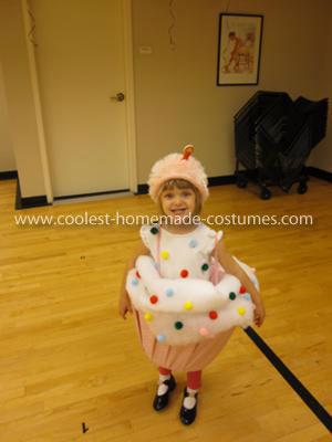 Coolest Cupcake Costume