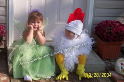 Cutest Cuddliest Chicken Costume