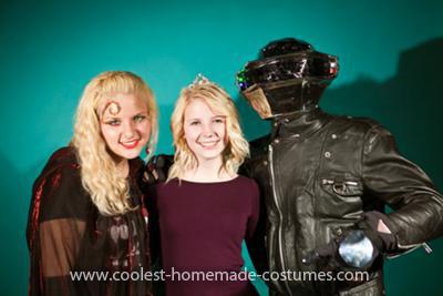 Coolest Daft Punk Thomas Costume 2