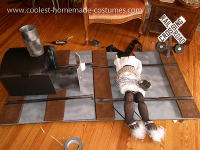 Damsel In Distress Costume