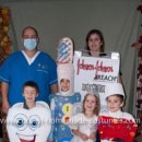 Dental Hygiene Groups Costumes